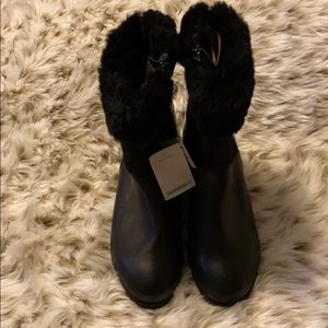 Salamander NWT Leather Boots